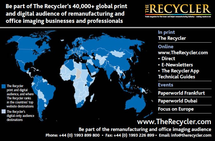 The Recycler advert