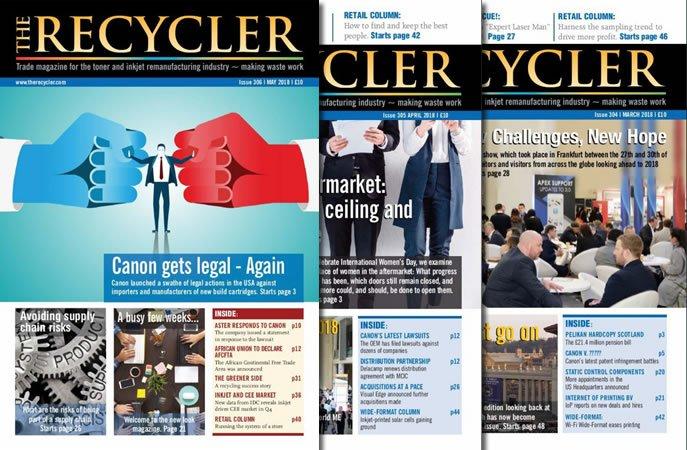 The Recycler magazine